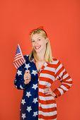 Make America Great Again. American Flag. America. United States. Usa. United States Of America. Us.  poster