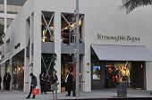 Rodeo Drive en Beverly Hills, California