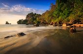 Beautiful Coastline and Sunsets of Manuel Antonio, Costa Rica