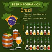 foto of porter  - Beer infographics - JPG