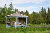 foto of shacks  - Abandoned 2 - JPG
