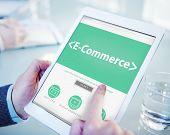 foto of electronic commerce  - Digital Online Marketing E - JPG