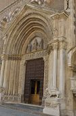 picture of vicenza  - Church of San Lorenzo in Vicenza Italy - JPG