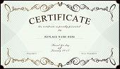 pic of certificate  - Certificate border Certificate template - JPG