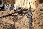 stock photo of nazi  - machine gun - JPG