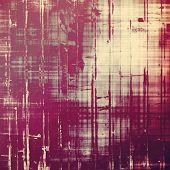 stock photo of violets  - Grunge texture - JPG