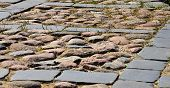 Постер, плакат: Stone pavement texture