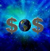 SOS Earth Monetary