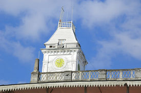 pic of slave-house  - Clock of House of Wonders - JPG