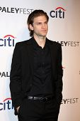 LOS ANGELES - MAR 16:  Keegan Allen at the PaleyFEST -