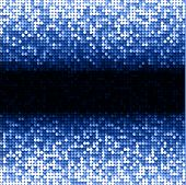 foto of spatial  - Blue seamless shimmer background with shiny light and dark paillettes - JPG
