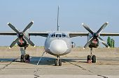 Russian Military Aircraft An-26