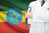 picture of ethiopia  - Concept of national healthcare system  - JPG