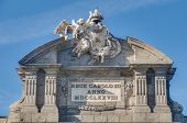 foto of neo-classic  - The Alcala Gate  - JPG