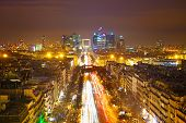 Постер, плакат: Paris At Night