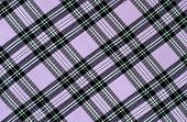 foto of asymmetric  - Purple and black plaid print as background - JPG