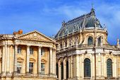 foto of courtier  - Versailles Castle - JPG