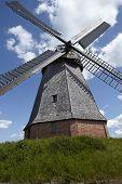 pic of windmills  - The windmill Petershagen  - JPG