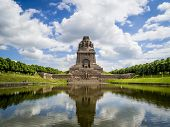 picture of battle  - Monument to the Battle of the Nations  - JPG