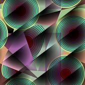 image of striking  - Seamless background pattern - JPG