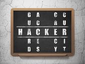 pic of crime solving  - Security concept - JPG
