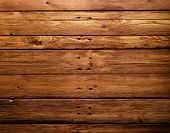 foto of wood  - the brown wood texture with natural patterns - JPG