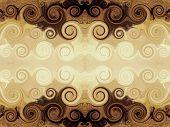 picture of tabriz  - fractal background - JPG