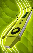 image of mater  - Digital illustration of digital multi mater  in colour background - JPG