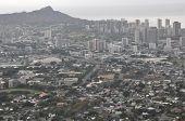 pic of punchbowl  - Vast View of Honolulu - JPG