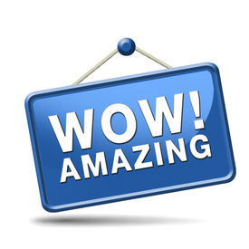picture of you are awesome  - awesome icon or wow sign excellent and super mind blowing product - JPG