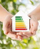 stock photo of economizer  - energy saving - JPG