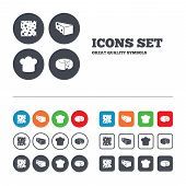 foto of meals wheels  - Cheese icons - JPG