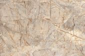 picture of fracture  - Closeup texture of fracture brown marble pattern - JPG