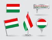 picture of hungarian  - Set of Hungarian pin - JPG