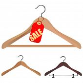 hanger shopping concept