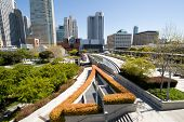 image of soma  - Yerba Buena park in San Francisco CA - JPG