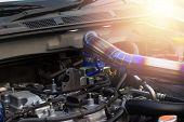 Car Engine, Engine Tuning, Parts Engine Car poster