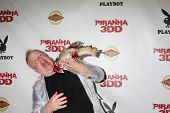 LOS ANGELES - MAY 29:  John Gulager arrives at the
