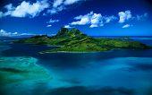 Beautiful seaside scenery blue sky scenery wallpaper hd 2019 hd photos poster
