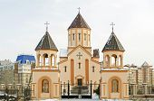 stock photo of apostolic  - Church of St - JPG