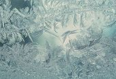 picture of scrape  - Frozen window pattern - JPG