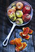image of prickly pears  - Product Of The Regions With Warm Climate Prickly Pear - JPG