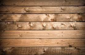 image of uncolored  - Texture of uncolored wooden lining boards - JPG