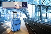 stock photo of kanto  - Departure for Kanto Japan - JPG