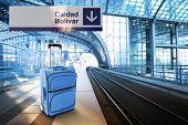 picture of bolivar  - Departure for Ciudad Bolivar Venezuela - JPG
