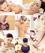 image of thai massage  - Traditional oriental rejuvenation treatments - JPG