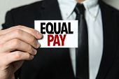 Equal Pay poster