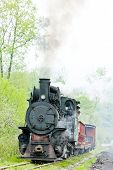 image of former yugoslavia  - narrow gauge railway - JPG