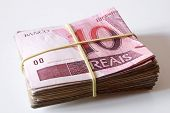 pic of brazilian money  - Photo of Brazilian money  - JPG