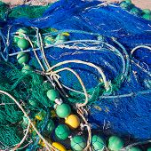 Formentera Balearic Islands fishing tackle nets longliner trawler trammel